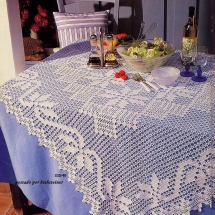 Home Decor Crochet Patterns Part 147