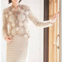 New Woman's Crochet Patterns Part 176