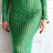 New Woman's Crochet Patterns Part 176