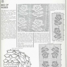 Crochet Bedspread Patterns Part 16
