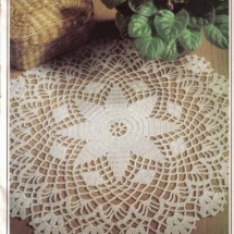 Home Decor Crochet Patterns Part 148