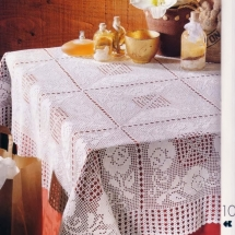 Home Decor Crochet Patterns Part 149