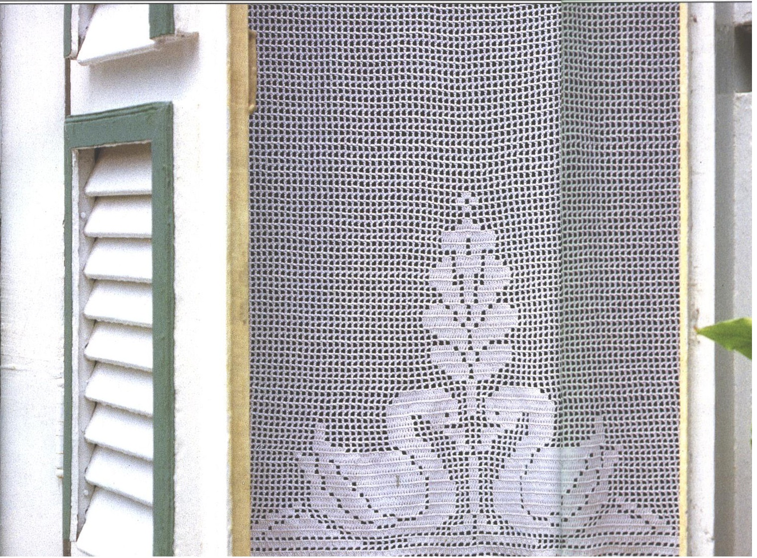Crochet Curtains Archives Beautiful Crochet Patterns And Knitting