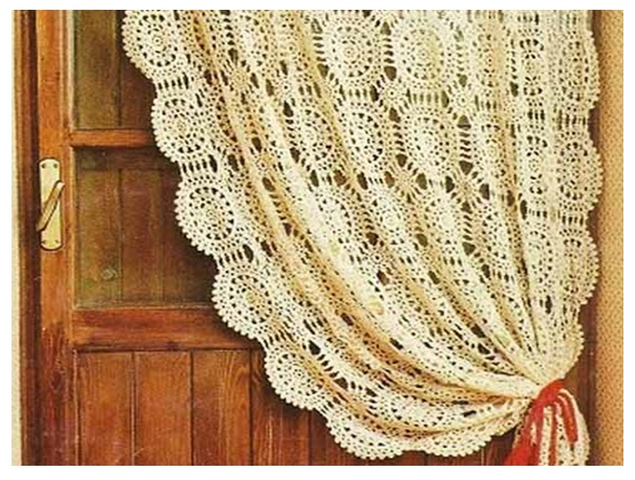 Crochet Curtain Patterns Part 14