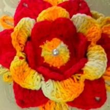 Crochet Flower Patterns Part 2