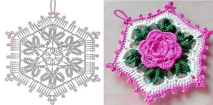 Crochet Flower Patterns Part 2 Beautiful Crochet Patterns And