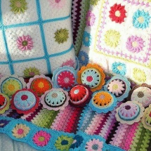 Crochet Pillow Patterns Part 8