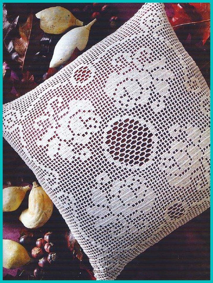 Crochet Pillow Patterns Part 8 Beautiful Crochet