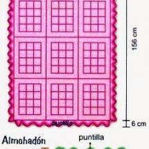 Crochet Pillow Patterns Part 8