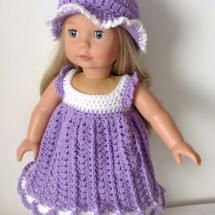 Dolls Crochet Patterns Part 8