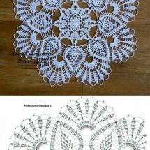 Home Decor Crochet Patterns Part 150