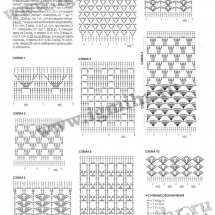 New Woman's Crochet Patterns Part 177