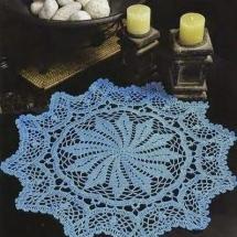 Home Decor Crochet Patterns Part 153