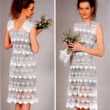 New Woman's Crochet Patterns Part 179