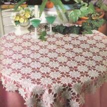 Home Decor Crochet Patterns Part 154
