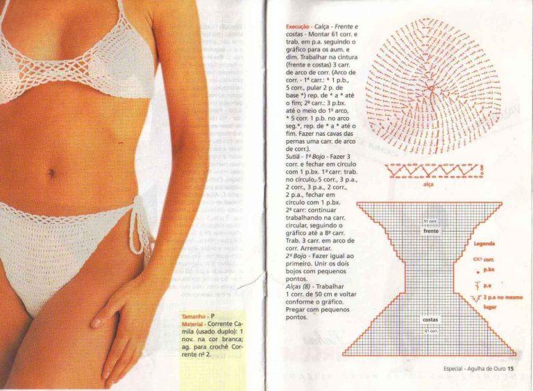 Free Crochet Bikini Patterns Archives - Beautiful Crochet Patterns ...