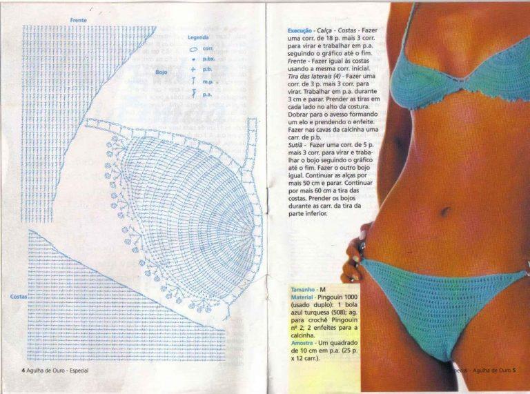 Free Crochet Bikini Patterns Archives Beautiful Crochet Patterns