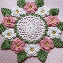 Home Decor Crochet Patterns Part 178 1