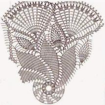 Home Decor Crochet Patterns Part 178 22