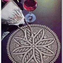 Home Decor Crochet Patterns Part 178 29