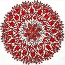Home Decor Crochet Patterns Part 178 4