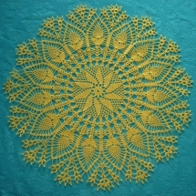 Home Decor Crochet Patterns Part 178 6