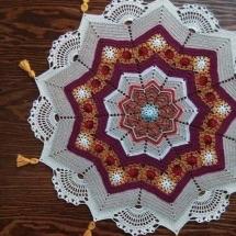 Home Decor Crochet Patterns Part 178 8