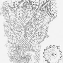 Home Decor Crochet Patterns Part 179 10