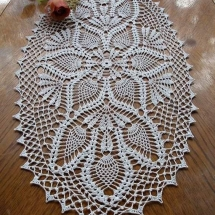 Home Decor Crochet Patterns Part 179 13