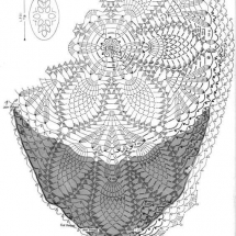 Home Decor Crochet Patterns Part 179 14