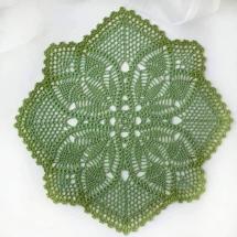 Home Decor Crochet Patterns Part 179 23