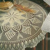 Home Decor Crochet Patterns Part 179 25