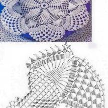 Home Decor Crochet Patterns Part 179 27