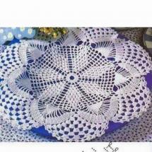 Home Decor Crochet Patterns Part 179 28