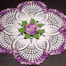 Home Decor Crochet Patterns Part 179 29