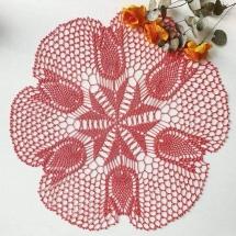 Home Decor Crochet Patterns Part 179 33
