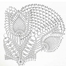 Home Decor Crochet Patterns Part 179 34