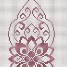 Home Decor Crochet Patterns Part 179 36