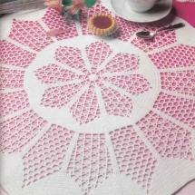 Home Decor Crochet Patterns Part 179 7