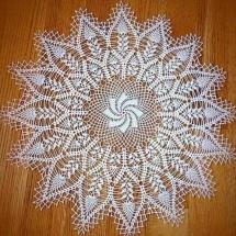 Home Decor Crochet Patterns Part 179 9
