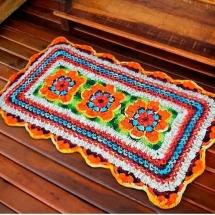 Home Decor Crochet Patterns Part 180 25