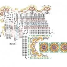 Home Decor Crochet Patterns Part 180 27