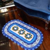 Home Decor Crochet Patterns Part 180 28