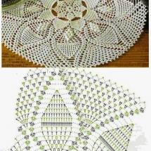Home Decor Crochet Patterns Part 181 12