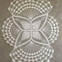 Home Decor Crochet Patterns Part 181 17