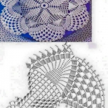 Home Decor Crochet Patterns Part 181 19
