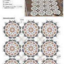 Home Decor Crochet Patterns Part 181 20