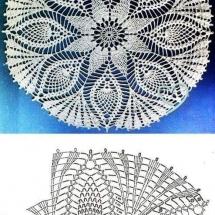 Home Decor Crochet Patterns Part 181 21