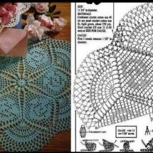 Home Decor Crochet Patterns Part 181 25
