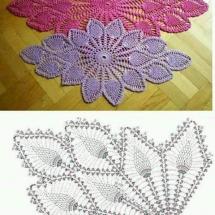 Home Decor Crochet Patterns Part 181 29